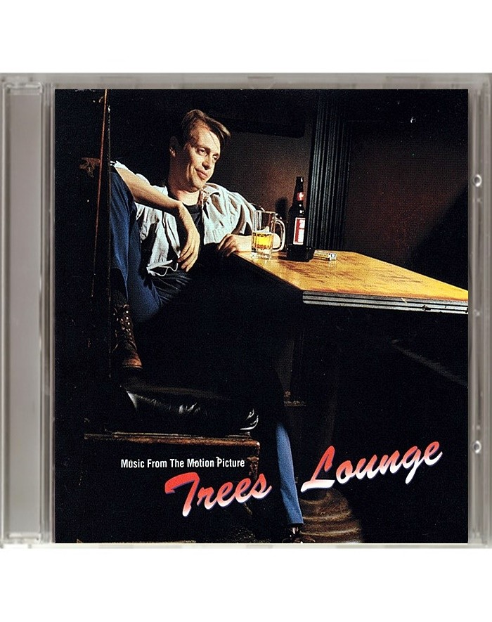 CD - TREES LOUNGE (MUSIC FROM THE MOTION PICTURE) - USADO