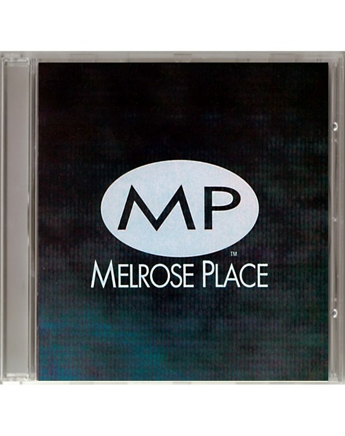 CD - MELROSE PLACE - USADO
