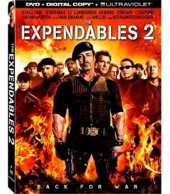 DVD - LOS INDESTRUCTIBLES 2