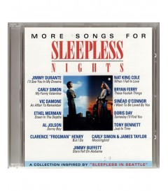 CD - SINTONÍA DE AMOR (MORE SONGS FOR SLEEPLESS NIGHTS) - USADO