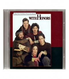CD - CON HONORES (MUSIC FROM THE MOTION PICTURE SOUNDTRACK) - USADO