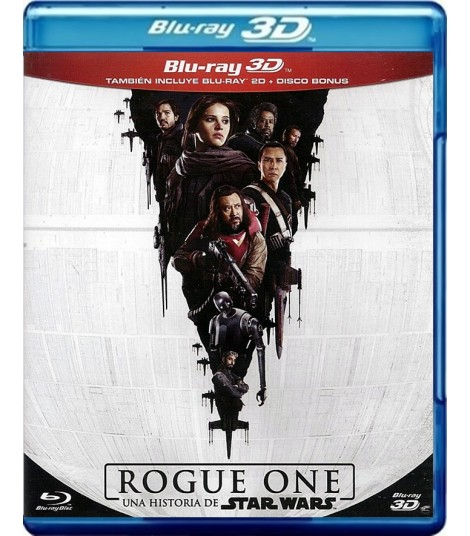 3D - ROGUE ONE (UNA HISTORIA DE STAR WARS) (*)