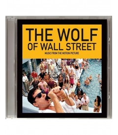 CD - EL LOBO DE WALL STREET (MUSIC FROM THE MOTION PICTURE SOUNDTRACK)