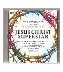 CD - JESUCRISTO SUPERSTAR (INTERPRETADO POR THE NATIONAL SYMPHONY ORCHESTRA Y ESTRELLAS DE THE WEST END STAGE)