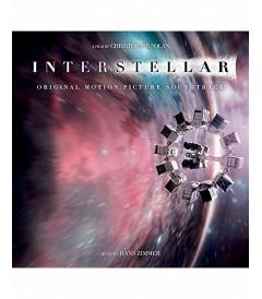 CD - INTERESTELAR (ORIGINAL MOTION PICTURE SOUNDTRACK)