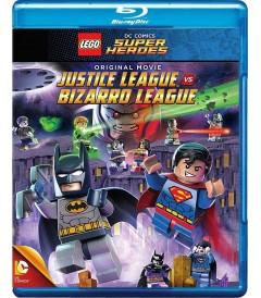 LEGO (LIGA DE LA JUSTICIA VS LIGA BIZARRO) - USADA