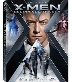 X-MEN (EL INICIO TRILOGÍA)