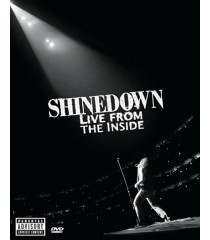 DVD - SHINEDOWN - LIVE FROM THE INSIDE