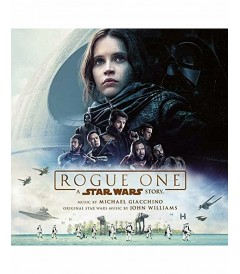 LP - ROGUE ONE (UNA HISTORIA DE STAR WARS) (ORIGINAL MOTION PICTURE SOUNDTRACK)