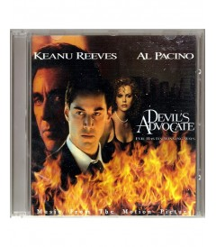 CD - EL ABOGADO DEL DIABLO (MUSIC FROM THE MOTION PICTURE)