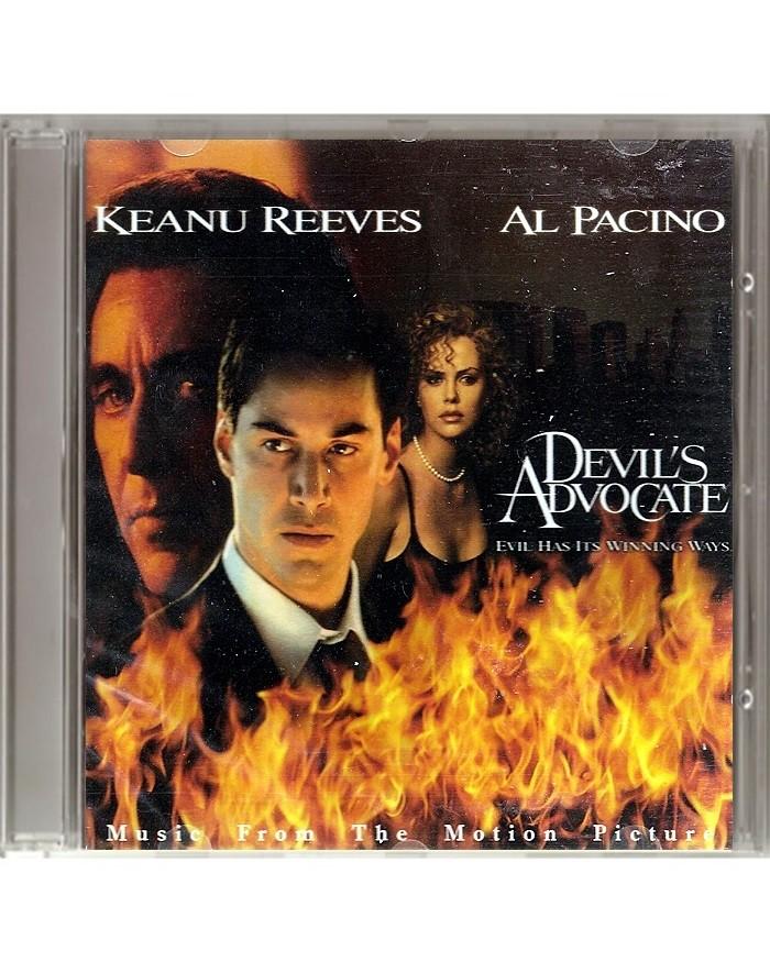 CD - EL ABOGADO DEL DIABLO (MUSIC FROM THE MOTION PICTURE)