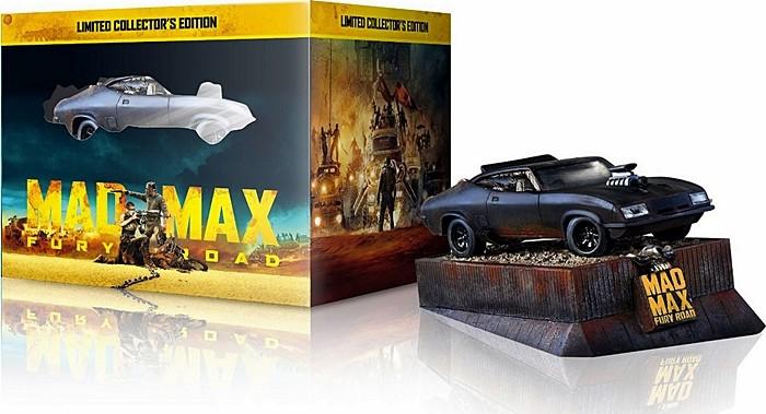 3D - MAD MAX (FURIA EN EL CAMINO) (EDICIÓN INTERCEPTOR DE COLECCIÓN)