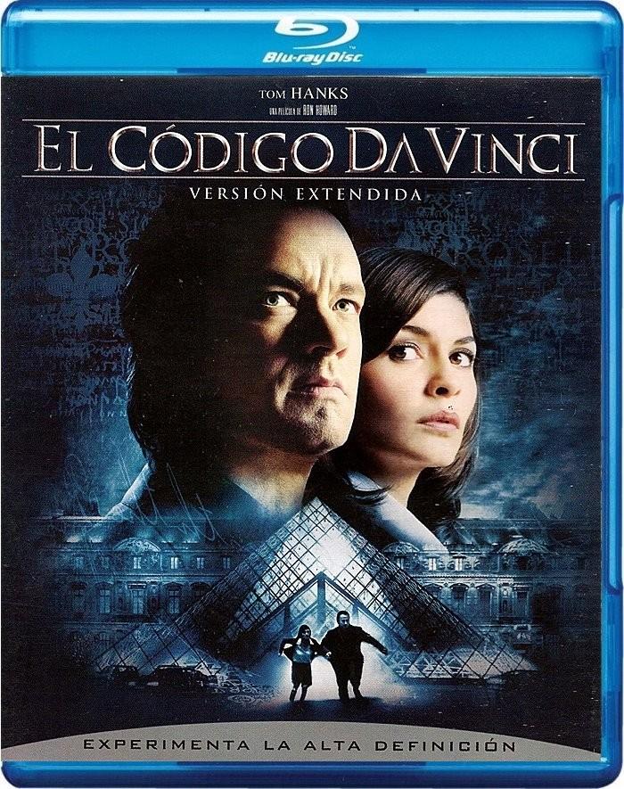 EL CÓDIGO DA VINCI (VERSIÓN EXTENDIDA) - Blu ray