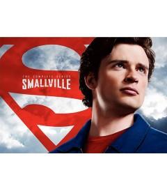 DVD - SMALLVILLE - LA SERIE COMPLETA (EDICIÓN LIMITADA) - USADA