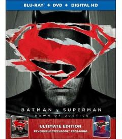BATMAN VS SUPERMAN (EL ORIGEN DE LA JUSTICIA) (STEELBOOK EXCLUSIVO)