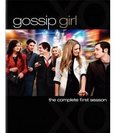 DVD - GOSSIP GIRL - LA 1° TEMPORADA COMPLETA - USADA