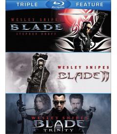 BLADE / BLADE II / BLADE TRINITY (PRESENTACIÓN TRIPLE)