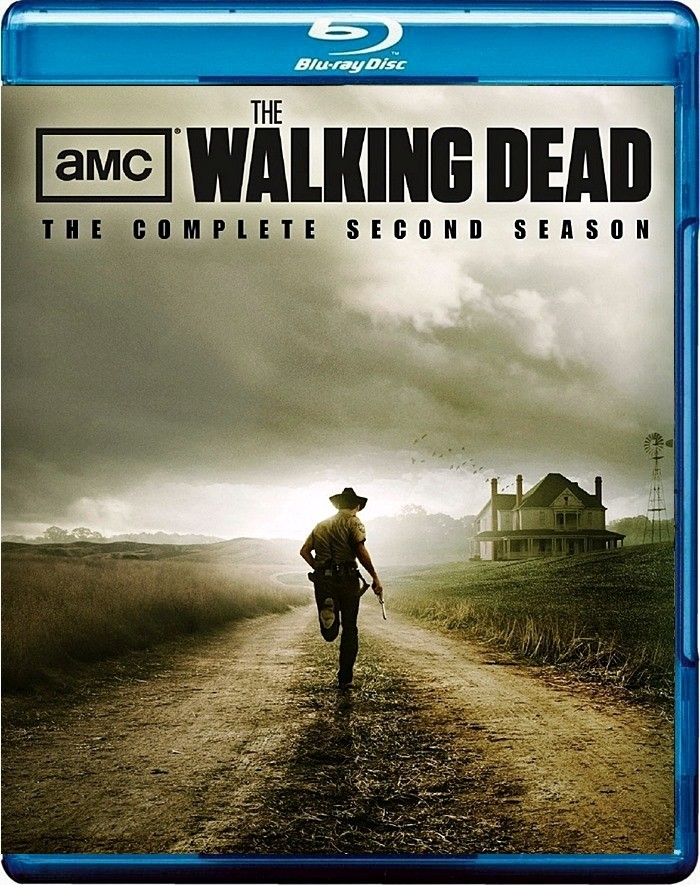 THE WALKING DEAD - 2° TEMPORADA COMPLETA - USADA