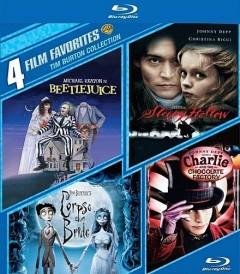 4 FILM FAVORITES (TIM BURTON COLLECTION)