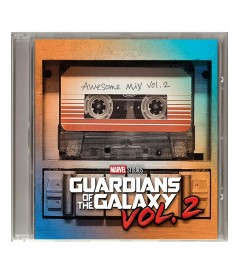 CD - GUARDIANES DE LA GALAXIA (AWESOME MIX VOL. 2) (ORIGINAL SOUNDTRACK)