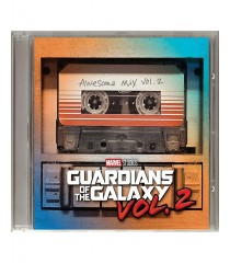 CD - GUARDIANES DE LA GALAXIA (AWESOME MIX VOL. 2) (ORIGINAL SOUNDTRACK)