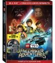 LEGO STAR WARS (LAS AVENTURAS DE FREEMAKER) - 1° TEMPORADA COMPLETA