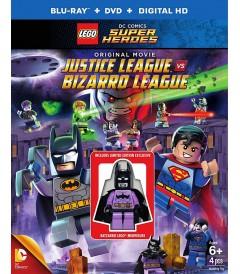 LEGO LIGA DE LA JUSTICIA VS LIGA BIZARRA (INCLUYE FIGURA BATZARRO LTDA)