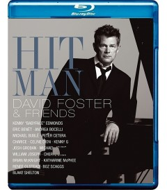 HIT MAN - DAVID FOSTER & FRIENDS