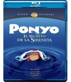 PONYO (EL SECRETO DE LA SIRENITA) (STUDIO GHIBLI)