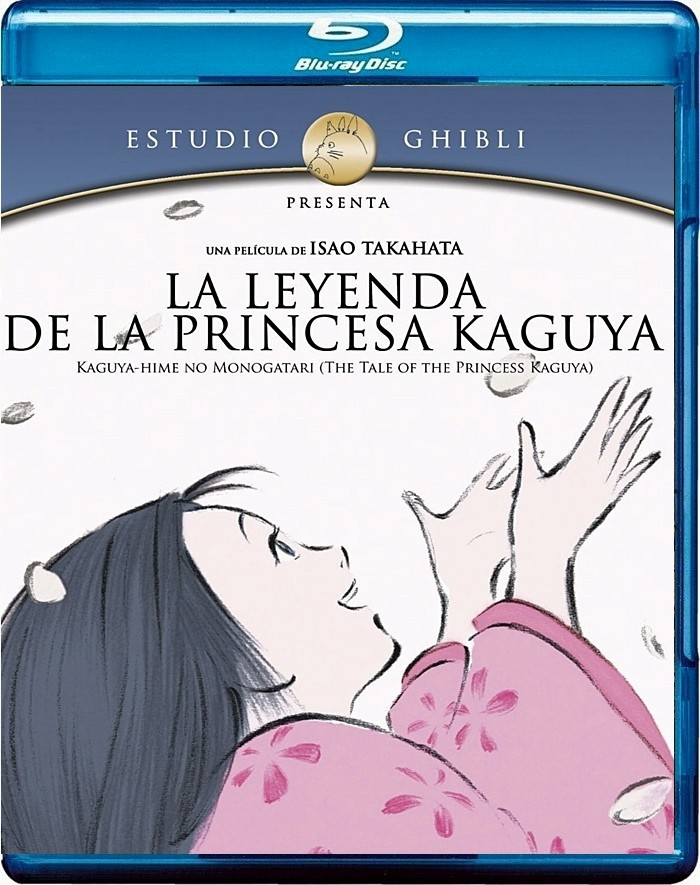 LA LEYENDA DE LA PRINCESA KAGUYA (ESTUDIO GHIBLI)