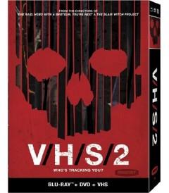 V/H/S 2 (LAS CRÓNICAS DEL MIEDO) (EDICIÓN ESPECIAL CON VIDEO HOME SYSTEM)