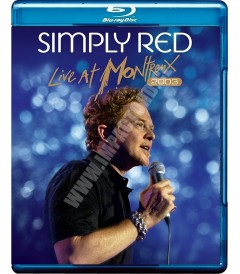 SIMPLY RED - LIVE AT MONTREUX 2003 - USADA