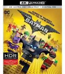 4K UHD - LEGO BATMAN (LA PELÍCULA) - PRE VENTA