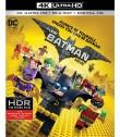 4K UHD - LEGO BATMAN (LA PELÍCULA)