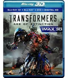 3D - TRANSFORMERS (LA ERA DE EXTINCIÓN) (EDICIÓN IMAX)