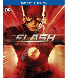 THE FLASH - 3° TEMPORADA COMPLETA - PRE VENTA