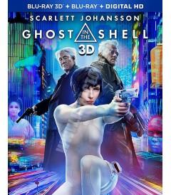 3D - GHOST IN THE SHELL (VIGILANTE DEL FUTURO) - PRE VENTA