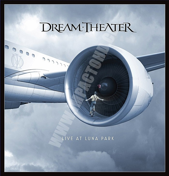 DREAM THEATER - LIVE AT LUNA PARK (EDICIÓN LIBRO DE LUJO)