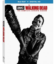THE WALKING DEAD - 7° TEMPORADA COMPLETA