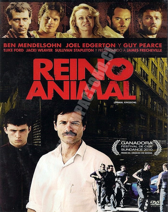 DVD - REINO ANIMAL - USADA