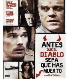 DVD - ANTES QUE EL DIABLO SEPA QUE HAS MUERTO - USADA