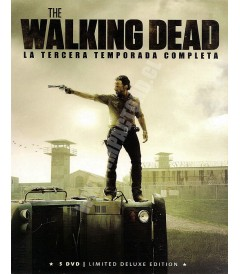 DVD - THE WALKING DEAD - 3° TEMPORADA COMPLETA (EDICIÓN LIMITADA) - USADA