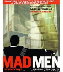 DVD - MAD MEN - 1° TEMPORADA - USADA