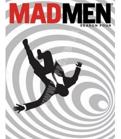 DVD - MAD MEN - 4° TEMPORADA - USADA
