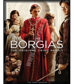 DVD - LOS BORGIA - 1° TEMPORADA - USADA