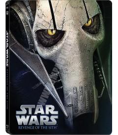 STAR WARS EPISODIO III (LA VENGANZA DE LOS SITH) (EDICIÓN LIMITADA STEELBOOK)
