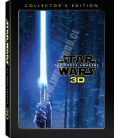 3D - STAR WARS EPISODIO VII (EL DESPERTAR DE LA FUERZA) (EDICIÓN DE COLECCIÓN DIGIPACK)