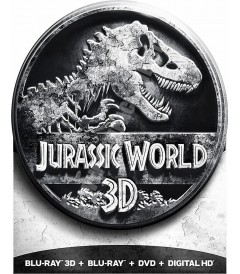 3D - MUNDO JURÁSICO (EMPAQUE DE COLECCIÓN LIMITADA)