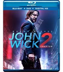 JOHN WICK 2 (UN NUEVO DÍA PARA MATAR)