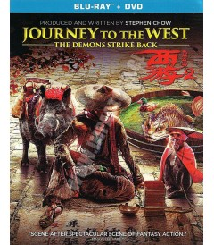 JOURNEY TO THE WEST (THE DEMONS STRIKE BACK)